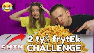 2000 FRYTEK CHALLENGE - French Fry (MAMY 5 MINUT)