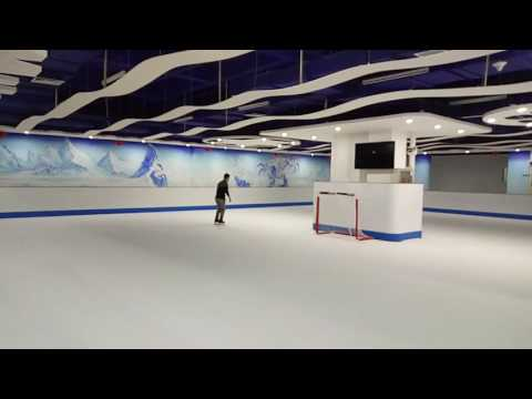 synthetic ice rink from Qingdao Aupto Polymer Tech Co., Ltd.