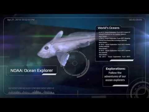 NOAA Ocean Explorer YouTube Channel Introduction