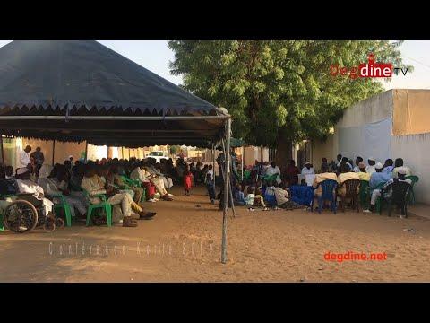 Conférence: Laa ilaaha illallaah-02 || لا إله إلا الله || Dr Sidy Yahya NDIAYE - 06-06-19 à Thianaba