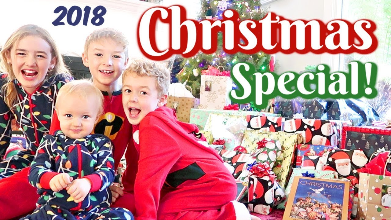 Christmas Special.Christmas Special 2018 The Ballinger Family
