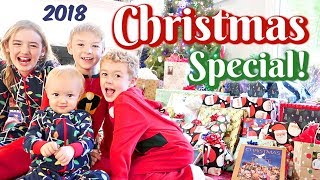 Christmas Special 2018 - The Ballinger Family