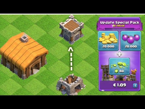 Th2 Clan Castle - Special Pack Available