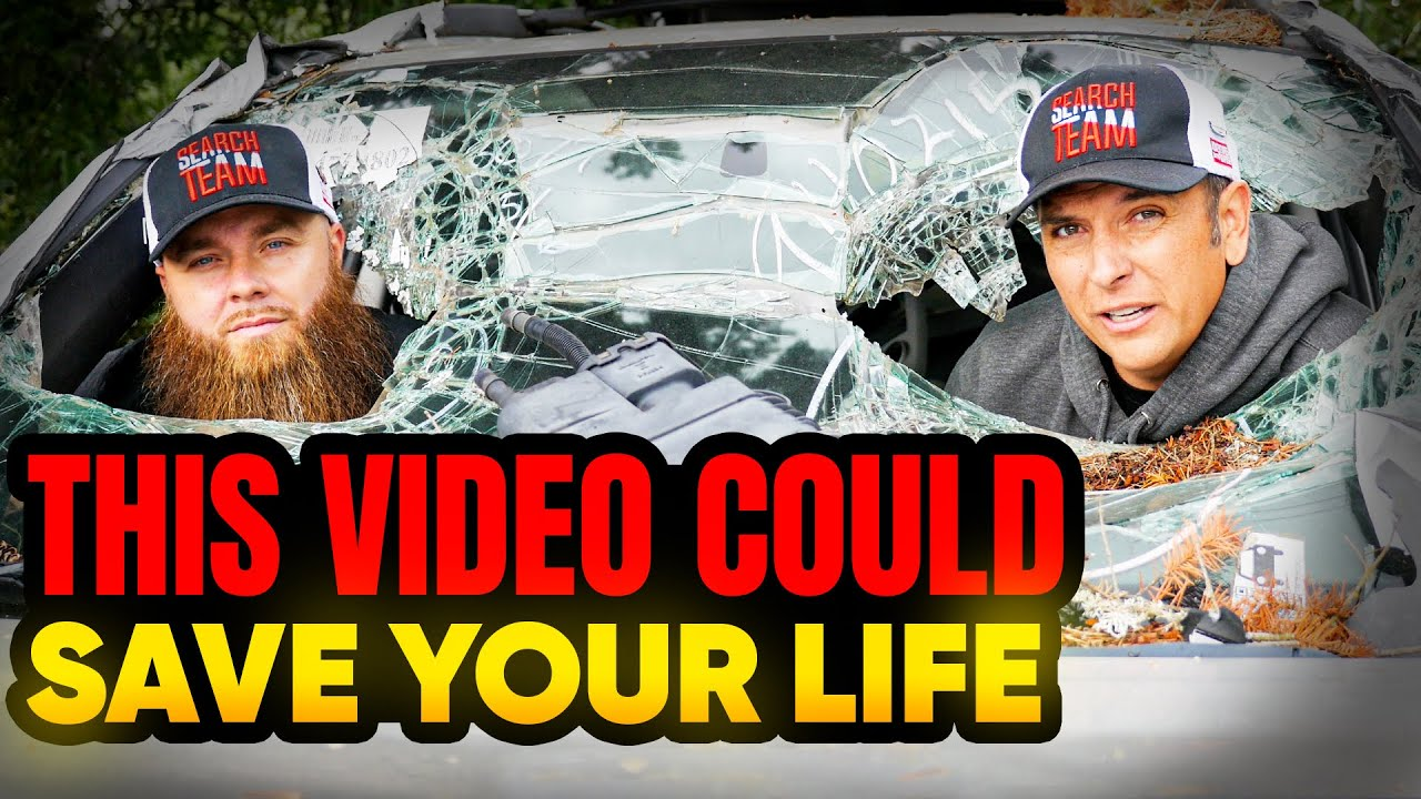 HOW-TO-ESCAPE FROM YOUR CAR.!! (This Could Save Your Life)