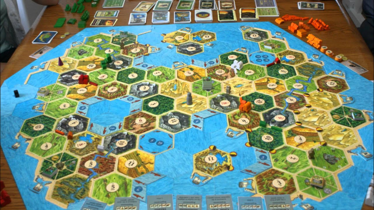 Image result for settlers of catan expansion