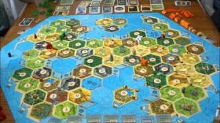Ultimate [Settlers] of Catan Challenge (U.C.C.) Stop Animation Movie