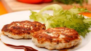 Рыбные Котлеты (Очень Сочные, Домашний Рецепт) Homemade Fish Cutlets