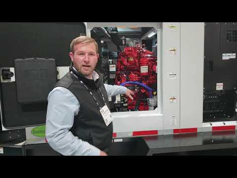Doosan Portable Power Intelligent Load Management System At ConExpo Con/Agg