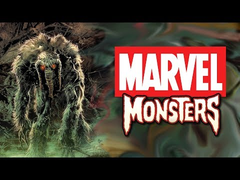 """""""Marvel Monsters"""" Classic Comic Reviews – From the Library"""