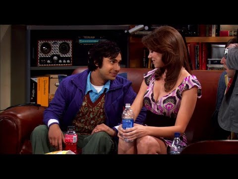 The Big Bang Theory - Have you ever heard of the Kama Sutra?