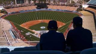 Los Angeles Dodgers 2011 Season Home Opener