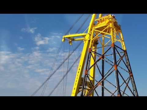 Sassnitz  Wikinger Offshore Base