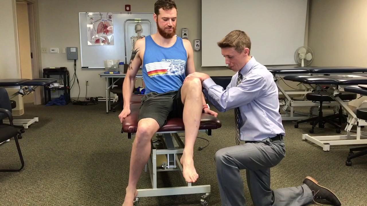 MH muscle test: hip flexors