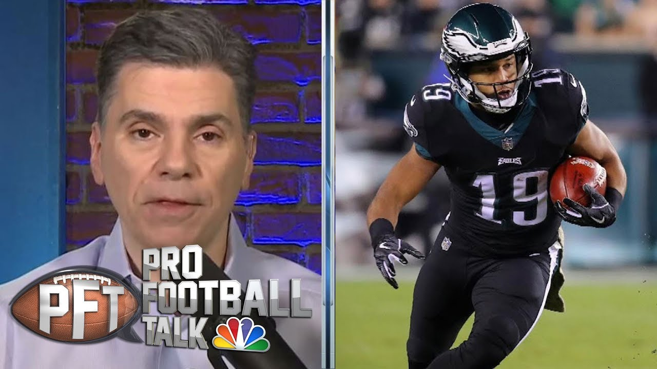 Giants signing Golden Tate doesn't make sense | Pro Football Talk | NBC Sports