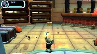 Secret Agent Clank PSP - Part 21: Spaceship Graveyard [1/2]