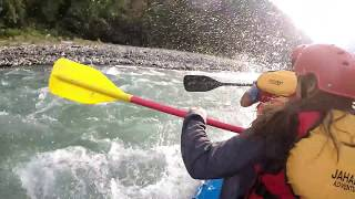 River Rafting in Rishikesh  | Accident in Rishikesh River Rafting | Rescue in White Water Rafting