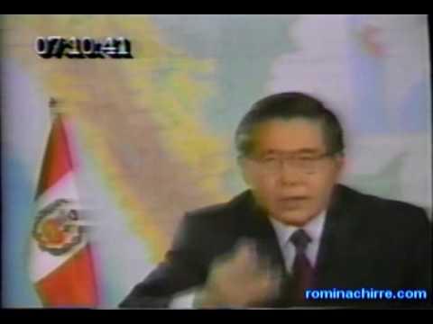 Alberto Fujimori: Autogolpe de estado del año 1992 Parte 1/2