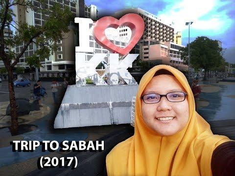 TRIP TO SABAH 2017