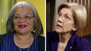 Alveda King accuses Sen. Warren of 'playing the race card'