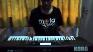 KORG PA300 SOUND DEMO SI KECIL with Oemar Faroe.Q
