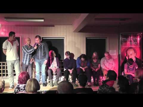 Comedy Hypnotist Matt Hale and The Alien