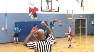 Jr Terps vs Team 5/Robinson -Marvin and Joel Guthrie Coach Fritz