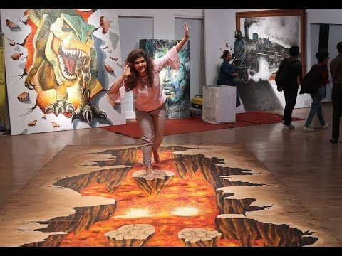 I had sold my first Painting there !! Priyanka Nijhawan Vlogs