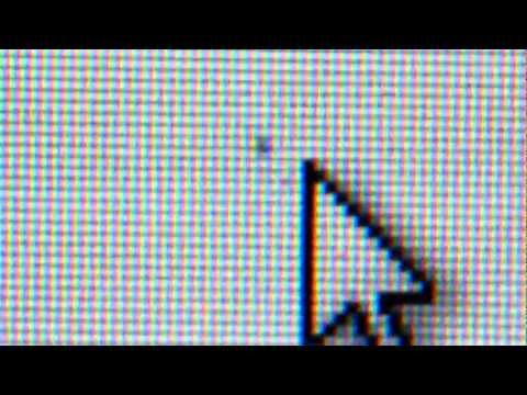 Tiny bug inside TFT screen