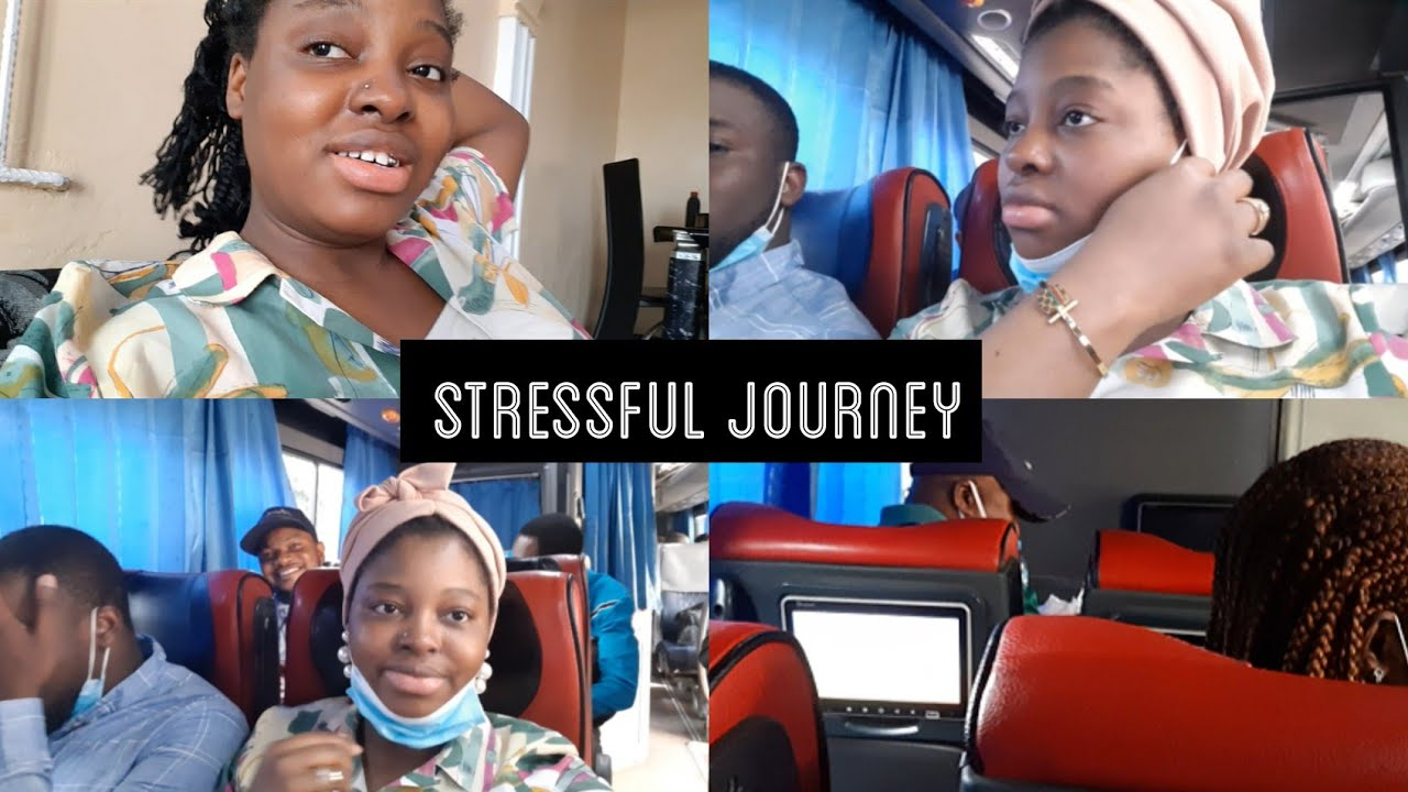 Download Taking night bus from Abuja to Lagos || it was so stressful