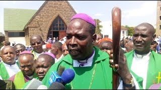 Anglican Church of Kenya reveals how politicians use Church to launder and sanitize dirty money