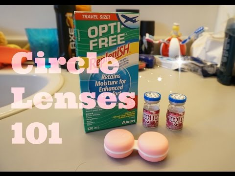 Circle Lenses 101