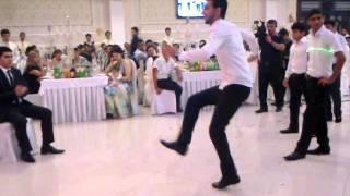 Talant reqs grupu-Sumgayit toyu.AZERI wedding dance