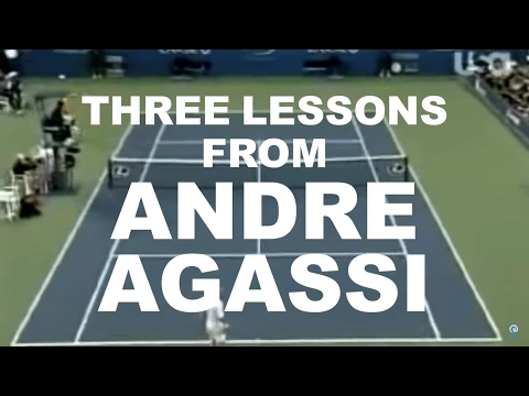 Being #1 at Something You Hate?! (Andre Agassi Life Story)