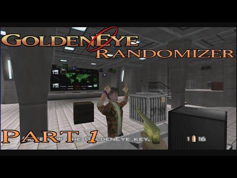GoldenEye Randomizer #2 - Part 1: The First Row