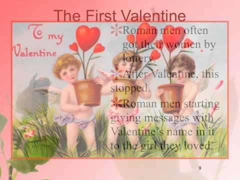 Valentines ESL intermediate English lesson  YouTube