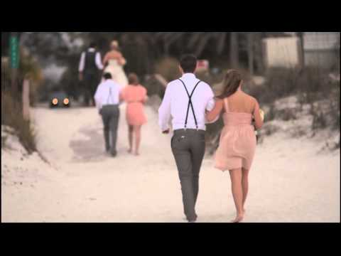 Saint Augustine Wedding Video - Crystal and Matt March 23 2013