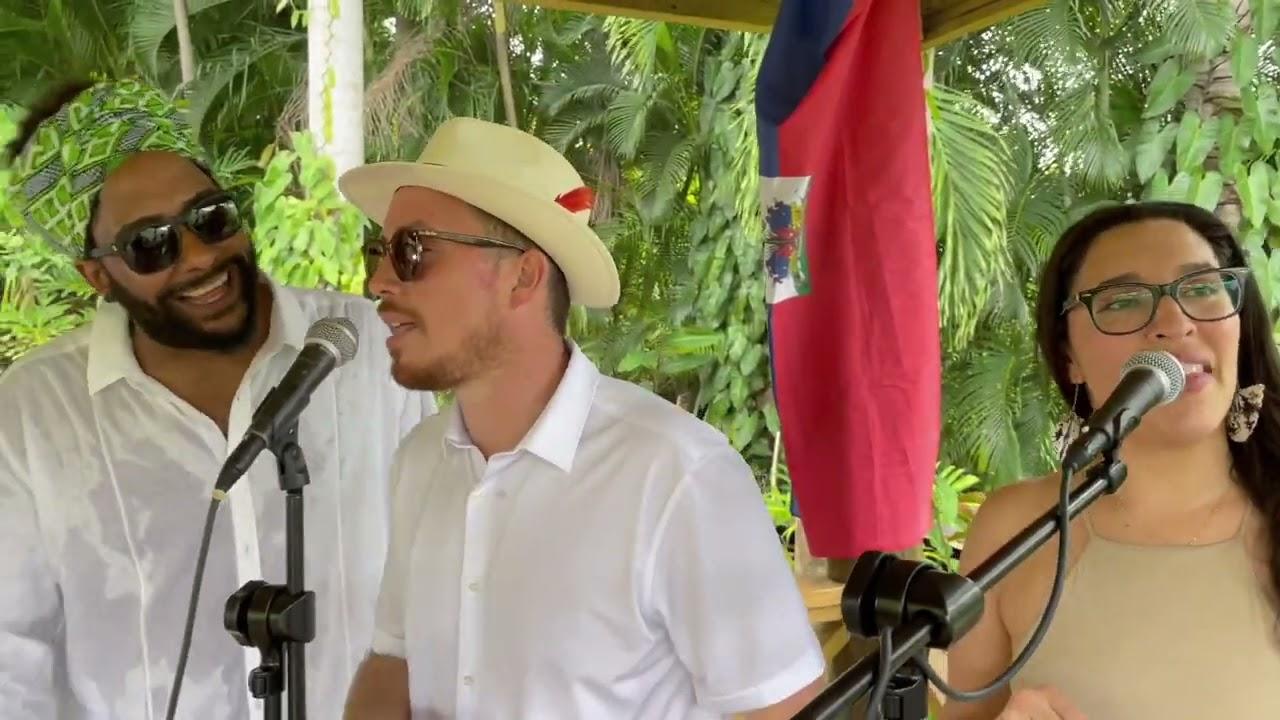 Sigue la bomba puertorriqueña retumbando en el Festival del Caribe