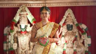 SRI PRIYA + SANDEEP telugu traditional wedding teaser