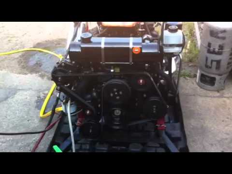 MerCruiser 383/350HP MAG Bravo V4 Complete 4BBL Performance Marine Engine