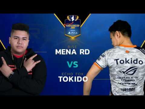 SFV: Rise   MenaRD vs Echo Fox   Tokido - Capcom Cup 2017 Grand Finals - CPT2017
