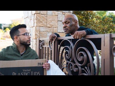 Crazy Neighbor   Mike Tyson & Anwar Jibawi