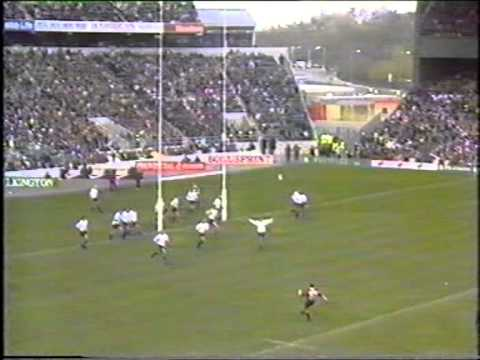 Cornwall v Yorkshire Rugby County Championship Final 1991