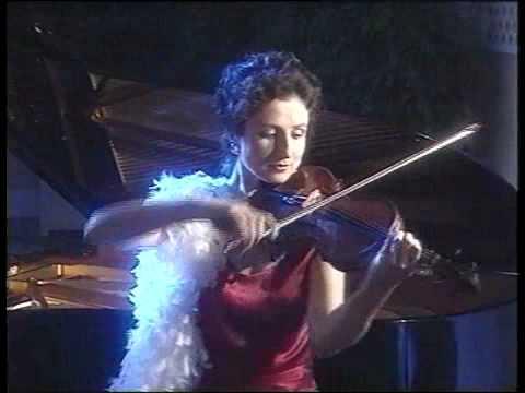 Madeleine Mitchell violin-Franck violin sonata IV at Kenwood.mov