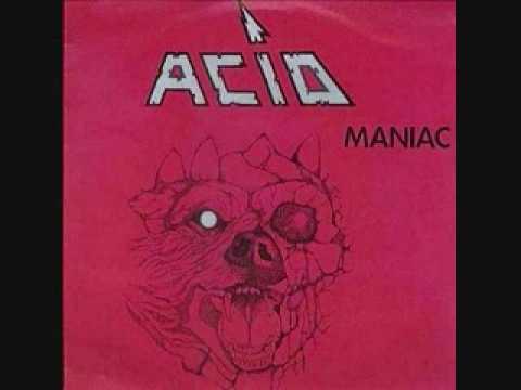 Acid -  Max overload