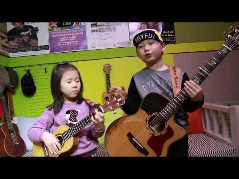 엠넷(Mnet) 위키드송 부르기(fingerstyle guitar cover / ukulele cover)