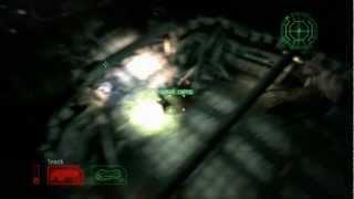 alien Breed 2: Assault Co-op Walkthrough by Snark & Pikvus SK Commentary Episode 1: Cargo Hold