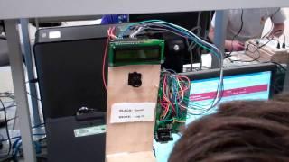 Faceaccess: Portable Face Recognition - Cornell Ece 4760 Final Project