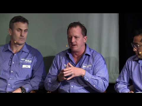 2018 MLA Global Markets Forum: Growing demand for 'brand Australia' - Panel