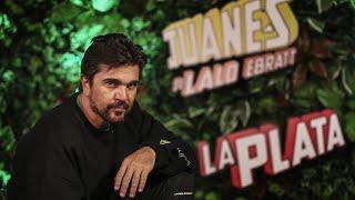 Juanes presenta su nuevo sencillo, 'La Plata'