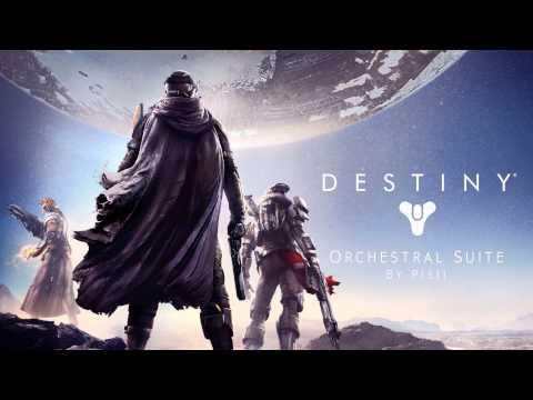 Destiny Orchestral Suite - Guardian, The Traveler